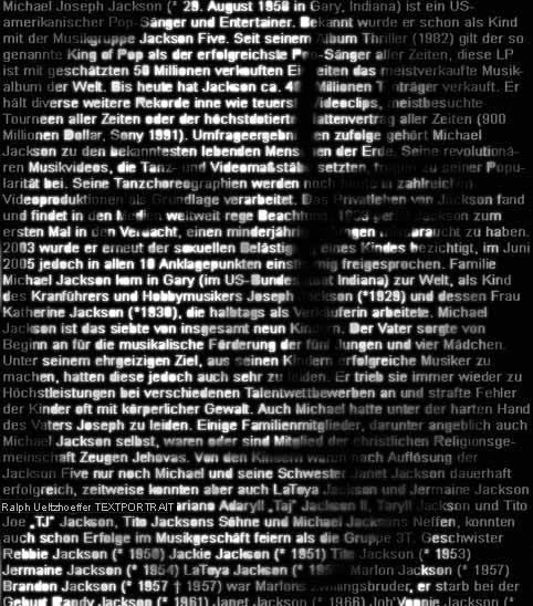 c19ce michael jackson - ATITUDE - Fez de Michael Jackson uma das maiores celebridades do mundo!