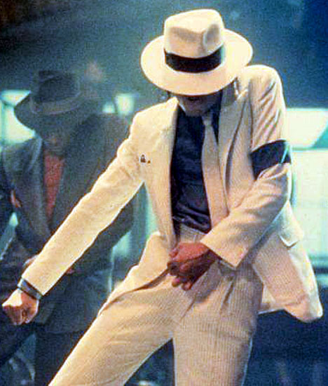 e5339 passo moon walker danca clipe michael jackson - ATITUDE - Fez de Michael Jackson uma das maiores celebridades do mundo!