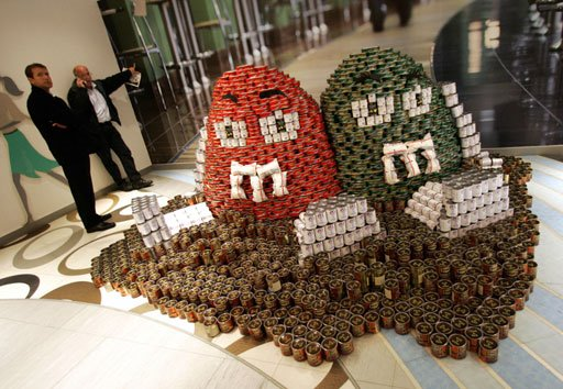 7e9b9 att00028 701079 - A arte de empilhar latas - O dom da arte e seus conceitos de pós modernidade