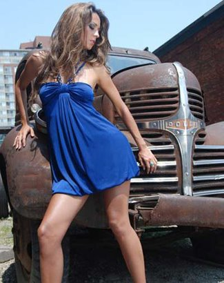 8b66c miss canada brasileira f 007 - 2009: Modelo brasileira representou beleza nacional no Miss Canadá