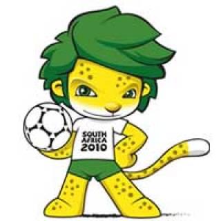 3ef7b mascote da copa 2010 - Os piores mascotes de todas as Copas