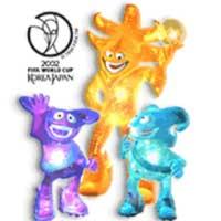 fcfaa mascote da copa 2002 - Os piores mascotes de todas as Copas