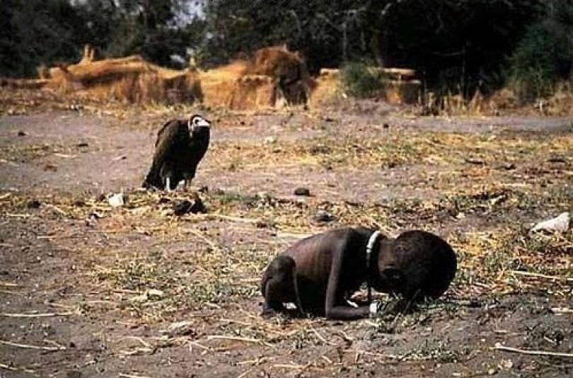 3eed6 foto premio urubu crianca - Foto da menina e o abutre de 1993