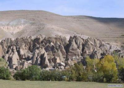 16158 old stone house 1 - Velhas Casas de Pedras no Irã
