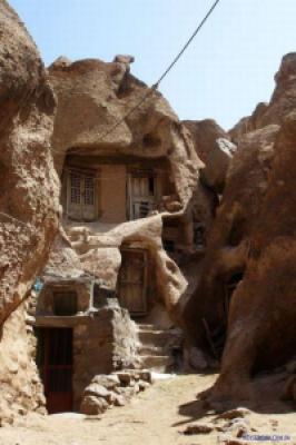 1a6c3 old stone house 7 - Velhas Casas de Pedras no Irã