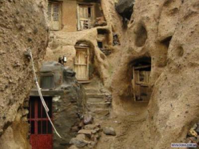 5789f old stone house 2 - Velhas Casas de Pedras no Irã