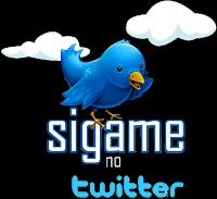 5ff64 siga me nos twitter logo passarinho - Lindas Esculturas de Areia - Parte #1