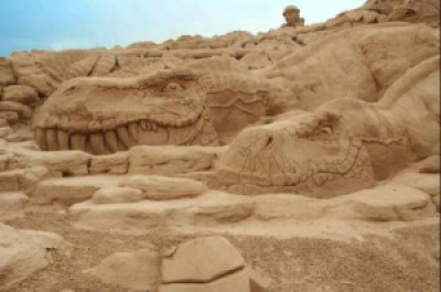 6509c arte arena de playa 24 500x332 - Lindas Esculturas de Areia - Parte #1