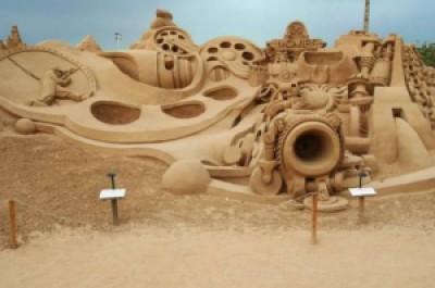 754e3 arte arena de playa 18 500x332 - Lindas Esculturas de Areia - Parte #1