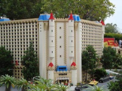 7e513 legoland california las vegas 10 - Legolândia - O Sonho de tijolos