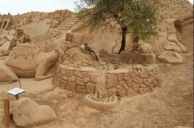 86c81 arte arena de playa 13 500x332 - Lindas Esculturas de Areia - Parte #1