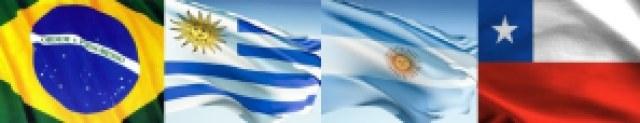 8cf05 bandeiras - Saiba qual documentação levar para viajar de carro para Argentina e Chile