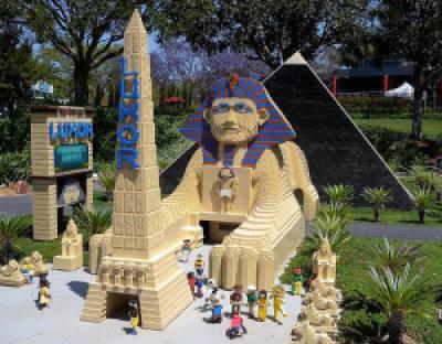 8e337 legoland california las vegas 5 - Legolândia - O Sonho de tijolos
