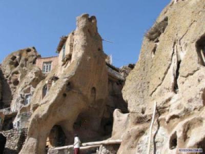 8f8fe old stone house 9 - Velhas Casas de Pedras no Irã