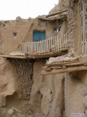 9b457 old stone house 10 - Velhas Casas de Pedras no Irã