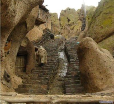 ac4be old stone house 11 - Velhas Casas de Pedras no Irã