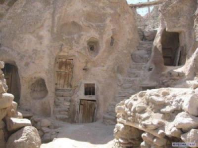 b4b65 old stone house 4 - Velhas Casas de Pedras no Irã
