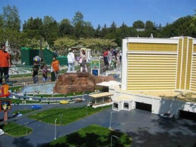 c80ae legoland california las vegas 15 - Legolândia - O Sonho de tijolos