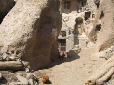 cf163 old stone house 12 - Velhas Casas de Pedras no Irã