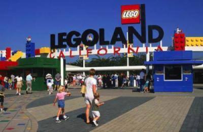 d7959 legoland california las vegas 1 - Legolândia - O Sonho de tijolos