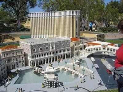 da150 legoland california las vegas 12 - Legolândia - O Sonho de tijolos