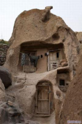 dbbfb old stone house 5 - Velhas Casas de Pedras no Irã