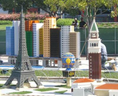 e40bf legoland california las vegas 8 - Legolândia - O Sonho de tijolos