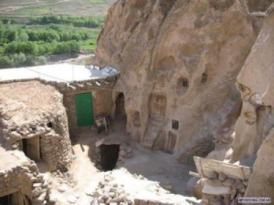 e8833 old stone house 3 - Velhas Casas de Pedras no Irã