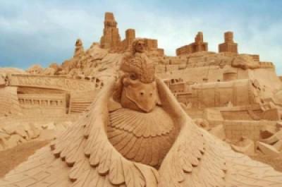 f44d2 arte arena de playa 11 500x332 - Lindas Esculturas de Areia - Parte #1