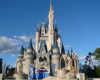 19efa midia castle magic kingdom walt disney world 2008 bigger - As atrações turisticas mais visitadas do mundo