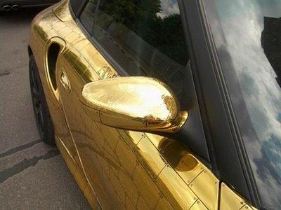 52033 asass - Eles não tem onde colocar dinheiro...Carros de Ouro e Diamante