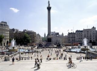 59663 midia trafalgar square - As atrações turisticas mais visitadas do mundo