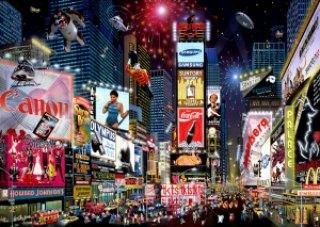 5ec0a midia times square parade - As atrações turisticas mais visitadas do mundo
