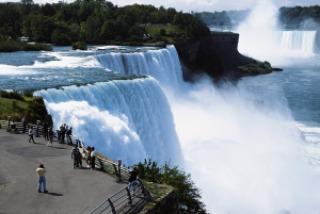 ab40c midia niagara falls - As atrações turisticas mais visitadas do mundo