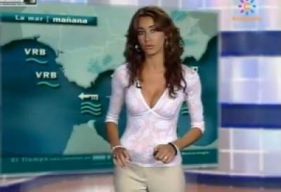 07428 female reporter 2 - Previsão do Tempo! Pra quê?