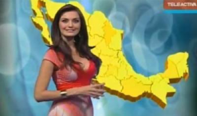 a8697 female reporter 4 - Previsão do Tempo! Pra quê?