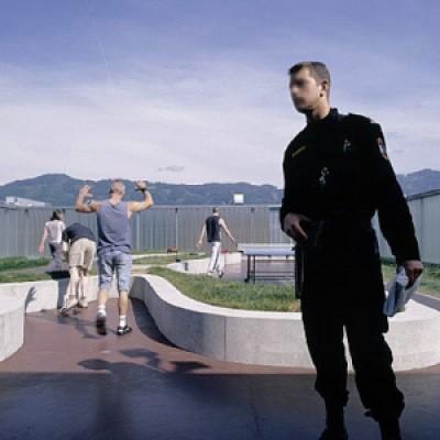 b8325 image0055 797758 - Em uma penitenciária na Áustria