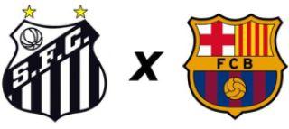 2e4b0 santos x barcelona - Sem Pelé o Santos perde o Mundial Interclubes 2011 para o Barça