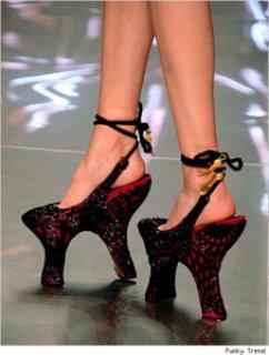 7edba footwear designs 10 - Fotos de diversos tipos de sapatos - Coleção de sapatos mais diferentes do mundo