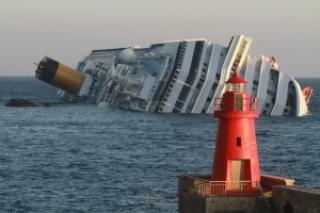 c368e costa concordia naufragio - Costa Cruzeiros e o comunicado oficial a imprensa sobre naúfragio do Costa Concórdia