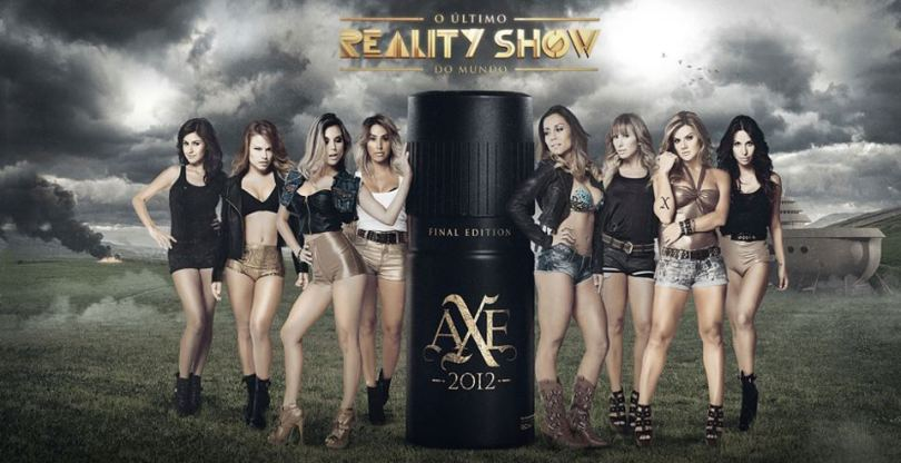 1d014 axe facebook promocao reality show axe 2012 new edition novo - Anuncie no Midia Interessante.com