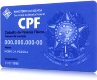 588c9 cpf - Brasileiros podem tirar sua 2ª via de CPF pela Internet