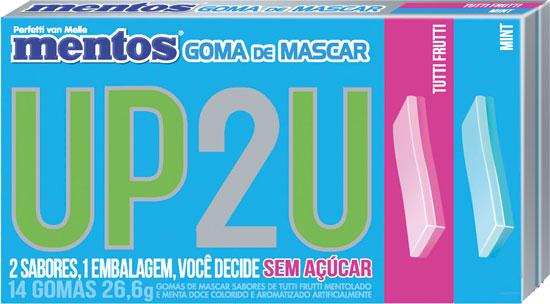 0cb01 up2u brasil - Campanha do novo Mentos UP2U - Faça sua escolha