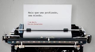 47432 jornalista - 07 de Abril - Dia Nacional do Jornalista