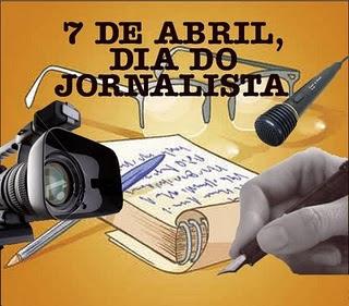 af1cc jornalistas - 07 de Abril - Dia Nacional do Jornalista