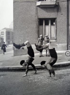 cffb0 robert doineau - Robert Doisneau, fotojornalista é homenageado pelo Google