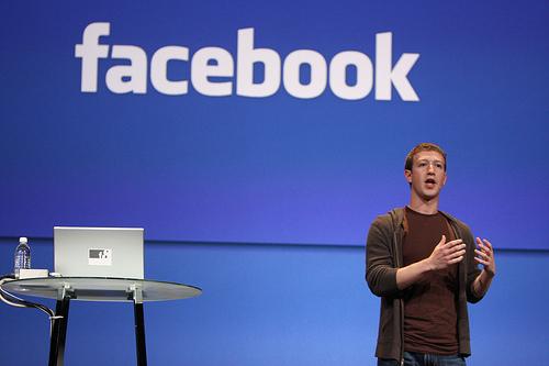 d3da5 mark zuckerberg facebook1 - (Google x Facebook) Facebook vai ser o maior site do Mundo?