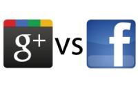 d6a60 google plus vs facebook logo 400x280 - (Google x Facebook) Facebook vai ser o maior site do Mundo?