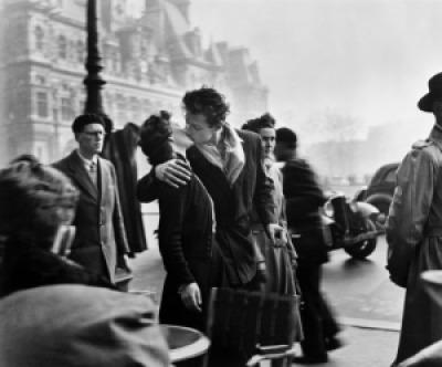 d8165 robert doisneau 3 - Robert Doisneau, fotojornalista é homenageado pelo Google