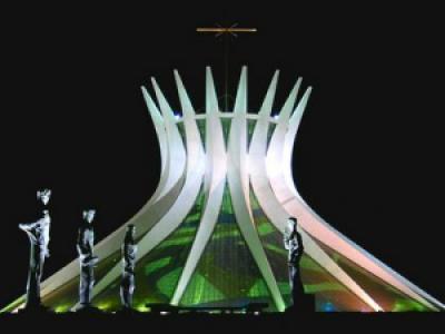 fa5b0 catedral brasilia brasilia oscarniemeyer google aniversario 52 anos 3 - Brasília é homenageada pelo Google com traços de Oscar Niemeyer
